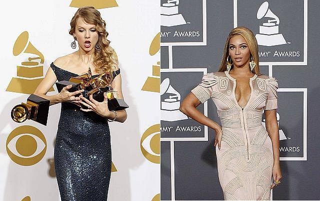 Taylor Swift i Beyonce