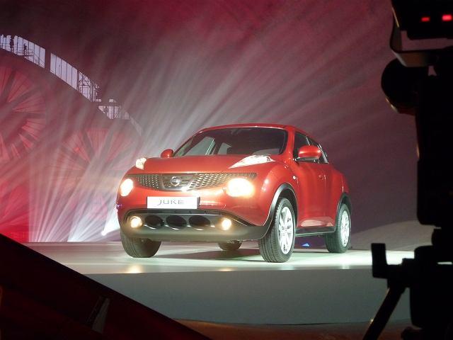 Nissan Juke - światowa premiera