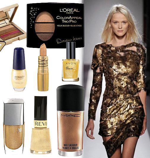 Makijaż na wagę złota