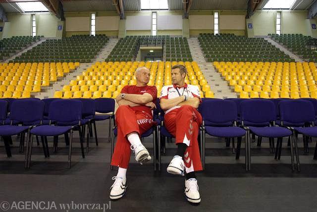 Daniel Waszkiewicz i Bogdan Weta