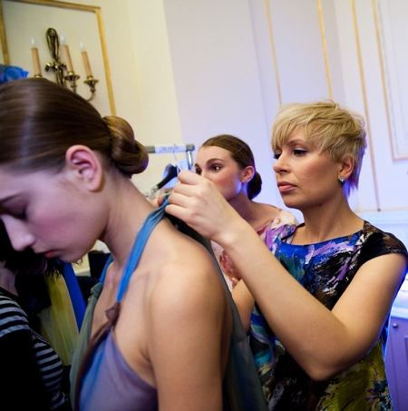 Natalia Jaroszewska - Fashion Designer Awards 2010