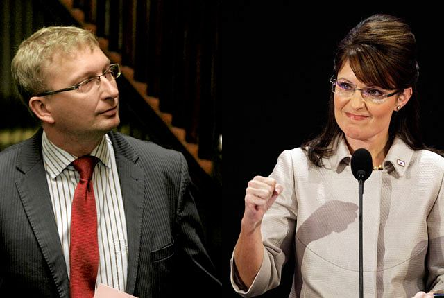 Artur Górski z PiS chwali poglądy Sarah Palin