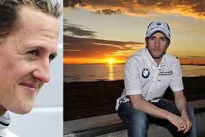 Za co Schumacher przeprosił Nicka Heidfelda?