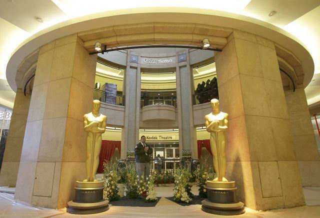 Oscary rozdano w Kodak Theatre