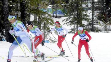 Justyna Kowalczyk i Kornelia Marek