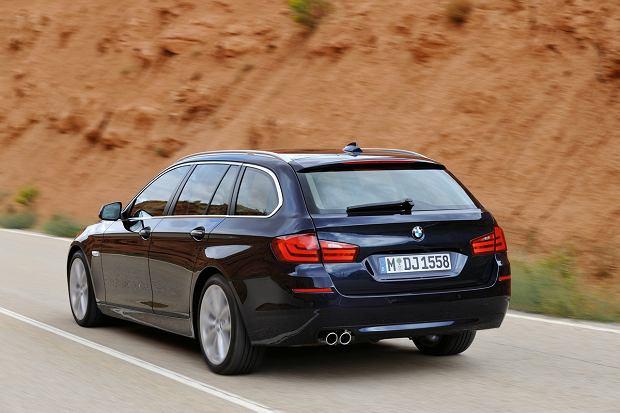BMW serii 5 Touring od 183 700 zł