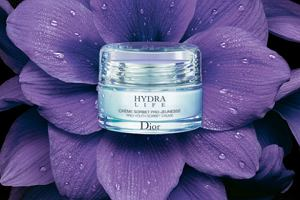 Dior nawilża - nowa seria Hydra Life