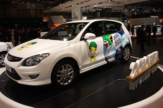 Hyundai i30 South Africa 2010