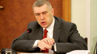 Roman Giertych przed komisją śledczą do spraw nacisków