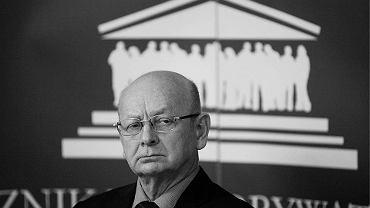 Janusz Kochanowski, tragicznie zmarły Rzecznik Praw Obywatelskich