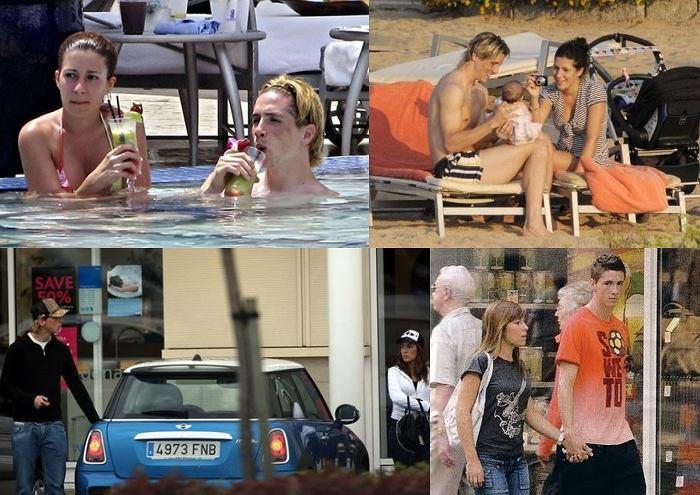 Olalla Torres i Fernando Torres