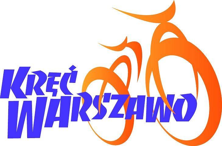 Logo akcji 'Kręć Warszawo'