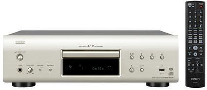 Odtwarzacz CD/SACD Denon DCD-1510AE