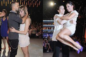 Po zakończeniu odcinka You Can Dance Michał Piróg poleciał do Leal Zielińskiej, która odpadła z programu i zaczął pocieszać zapłakaną dziewczynę. Z kolei Kuba Piotrowicz po męsku przyjął werdykt publiczności i zamiast płakać zaczął po prostu zabawiać Annę Muchę.