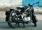 BMW R4 1936 r.  Test