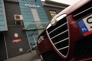 Alfa Romeo 159 - test   Za kierownicą