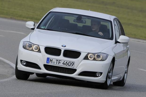1629 km na jednym baku w BMW 320d