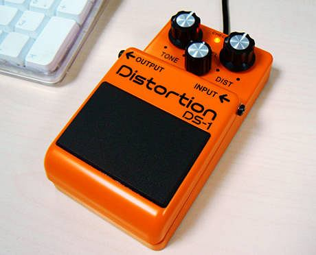 Boss DS-1 Distortion Mouse