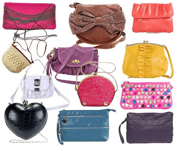 Torebeczki damskie i małe torebki