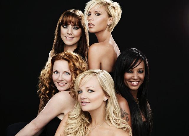 Spice Girls, mat. prasowe