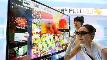 Telewizor 3D od LG