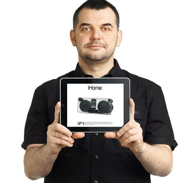 Dotyk iPada