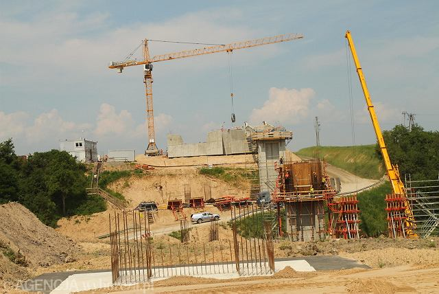 Budowa odcinka autostrady A1 Nowe Marzy - Toruń