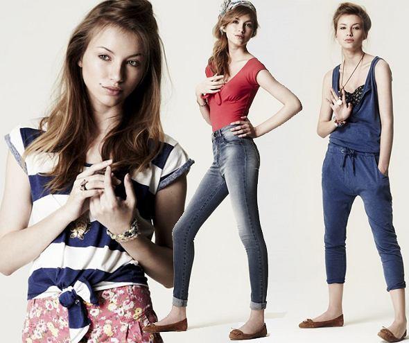 Lookbook Zara TRF - czerwiec