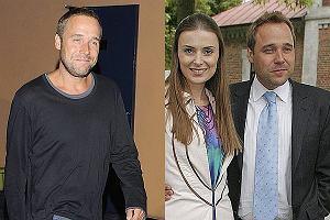 Nie jest trudno zauważyć, że aktor Łukasz Nowicki zrzucił kilka kilogramów.
