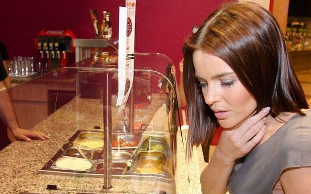 Na wczorajsze nocne zakupy w Porcie Łódź przybyły gwiazdy szklanego ekranu i estrady. Największe zakupy zrobiła Edyta Herbuś...