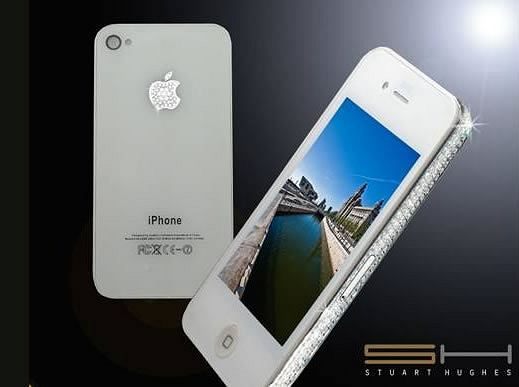 iPhone 4 Diamond Ed.