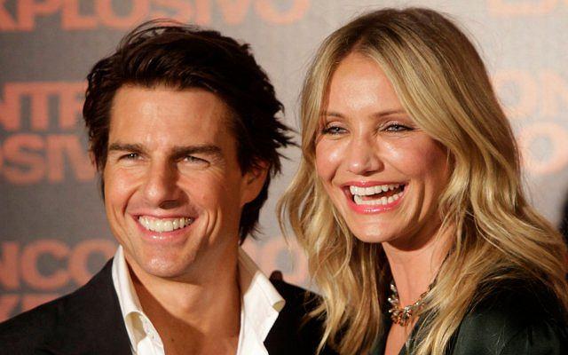 Tom Cruise i Cameron Diaz odbywają tournee po świecie promując nowy film
