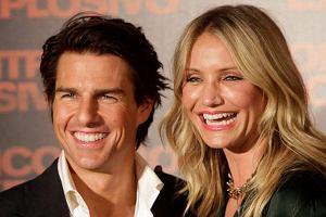 Tom Cruise i Cameron Diaz odbywają tournee po świecie promując nowy film Knight and Day. Zdjęcia zrobiono w Brazylii.