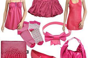 Look marki: House w dziewczęcym różu