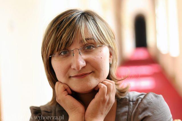 Karolina Malczyk-Rokicińska, pełnomocniczka ratusza ds. równego traktowania