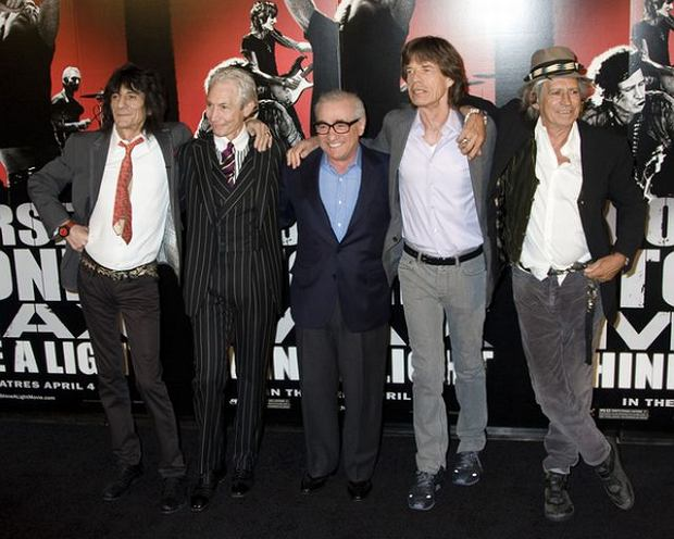 "03/30/2008 - Rolling Stones - ""Shine A Light"" New York City Photocall - Palace Hotel - New York City, NY, USA - Keywords: Rolling Stones, Ronnie Wood, Charlie Watts, Martin Scorsese, Mick Jagger, Keith Richards - False -  - Photo Credit: Janet Mayer / PR Photos - Contact (1-866-551-7827)"