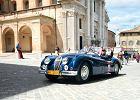 Tysiąc mil w starym aucie - rajd Mille Miglia