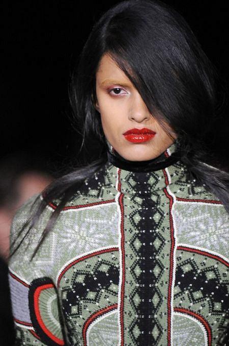Projekt: Givenchy (jesień/zima 2010/2011)
