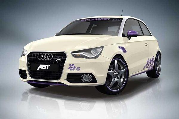 Audi A1 od ABT
