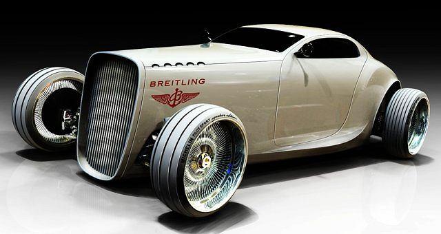 Audi Gentelman's Racer