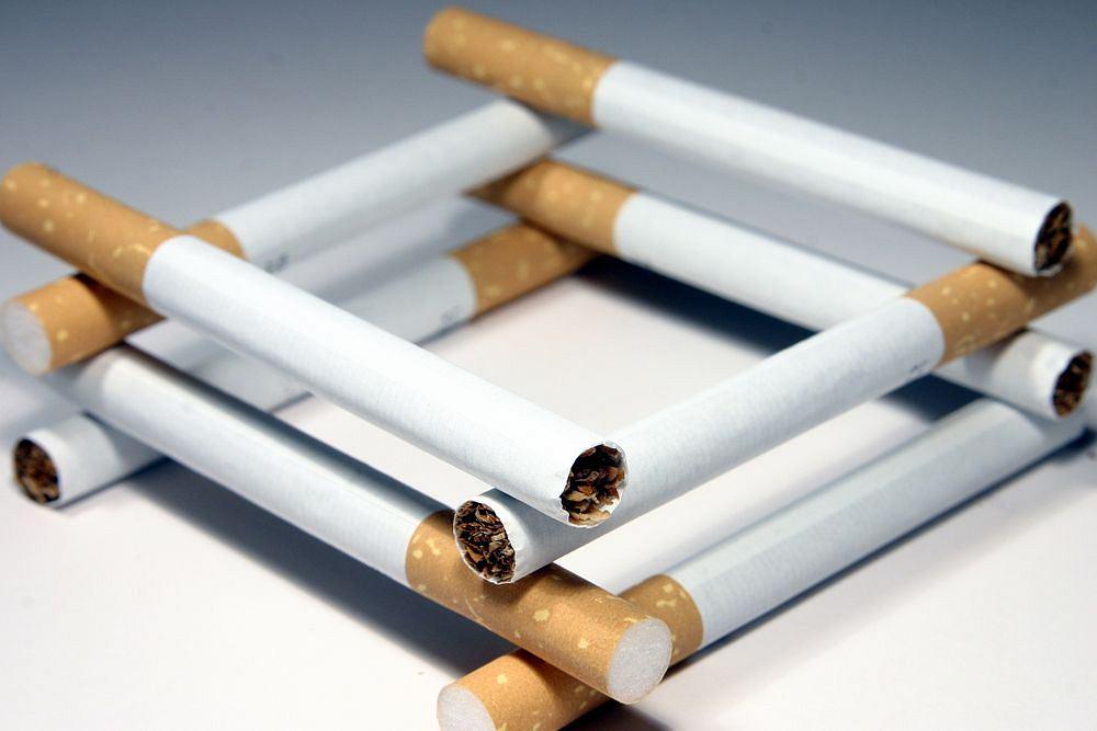 Jeśli rzucisz palenie, możesz poczuć przyjemną różnicę...