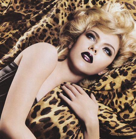 Scarlett Johansson kampania Dolce & Gabanna