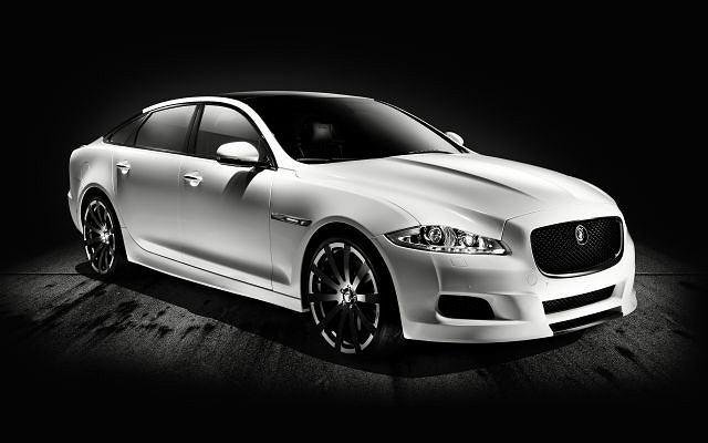 Jaguar Platinum XJ75 Concept