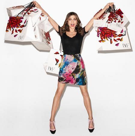 Kampania reklamowa Diane von Furstenberg (jesień/zima 2010/2011)