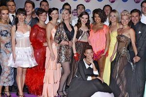 Wszyscy uczestnicy Tańca z gwiazdami.