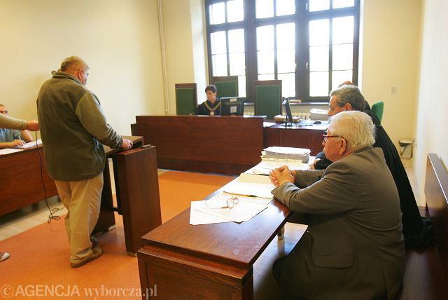 Drugi proces Antoniego Gucwińskiego