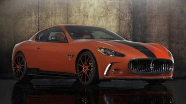 Maserati Gran Turismo od Mansory