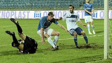 W 2010 roku Kolejorz wyeliminował Inter Baku dopiero po rzutach karnych
