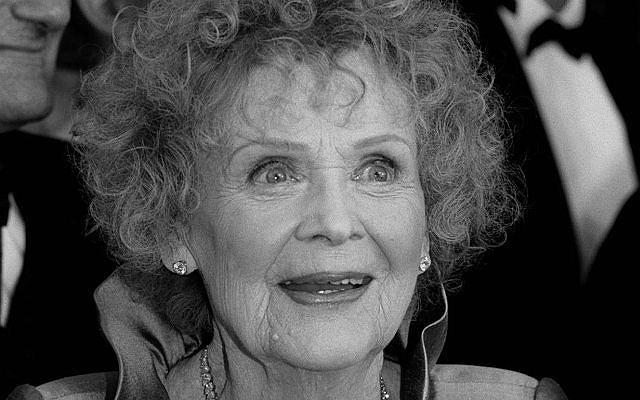 Gloria Stuart nie żyje