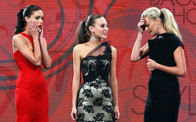 Wpadka w Australia's Next Top Model